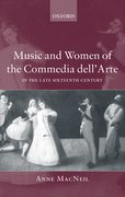 Cover for Music and Women of the Commedia dell
