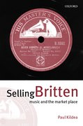 Cover for Selling Britten