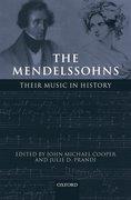 Cover for The Mendelssohns