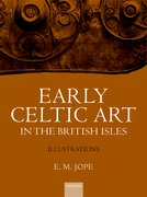 Cover for Early Celtic Art in the British Isles