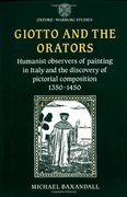 Cover for Giotto and the Orators