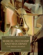 Cover for Marcel Duchamp and Max Ernst