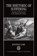 Cover for The Rhetoric of Suffering