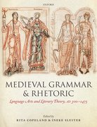 Cover for Medieval Grammar and Rhetoric