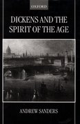 Cover for Dickens and the Spirit of the Age