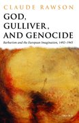Cover for God, Gulliver, and Genocide