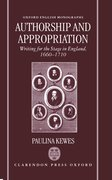 Cover for Authorship and Appropriation