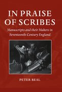 Cover for In Praise of Scribes
