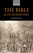 Cover for The Bible and Its Rewritings