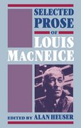 Cover for Selected Prose of Louis MacNeice