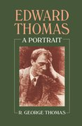 Cover for Edward Thomas: A Portrait