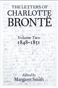 Cover for The Letters of Charlotte Brontë