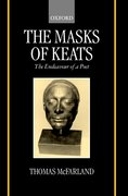 Cover for The Masks of Keats