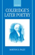 Cover for Coleridge