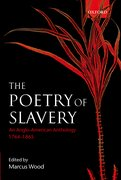 Cover for The Poetry of Slavery