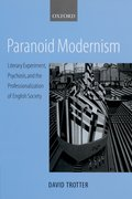 Cover for Paranoid Modernism