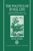 Cover for The Politics of Rural Life