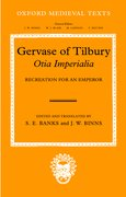 Cover for Gervaise of Tilbury: Otia Imperialia