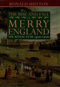 Cover for The Rise and Fall of Merry England