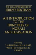 The Collected Works of Jeremy Bentham An Introduction to the Principles of Morals and Legislation