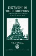 "Cover for The Waning of ""Old Corruption"""