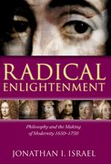 Cover for Radical Enlightenment