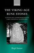 Cover for The Viking-Age Rune-Stones