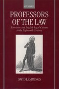 Cover for Professors of the Law