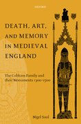 Cover for Death, Art, and Memory in Medieval England