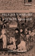 Cover for Religious Warfare in Europe 1400-1536