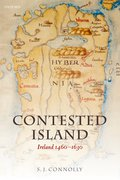 Cover for Contested Island