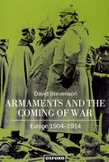 Cover for Armaments and the Coming of War