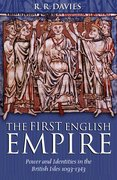 Cover for The First English Empire