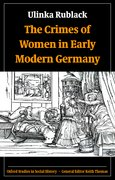 Cover for The Crimes of Women in Early Modern Germany