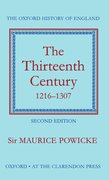 Cover for The Thirteenth Century 1216-1307