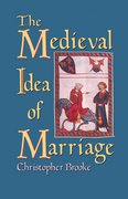 Cover for The Medieval Idea of Marriage