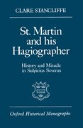 Cover for St. Martin and his Hagiographer