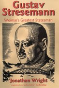 Cover for Gustav Stresemann
