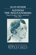 Cover for Alfonso the Magnanimous