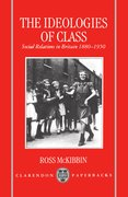 Cover for The Ideologies of Class