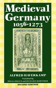 Cover for Medieval Germany 1056-1273