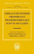 Cover for Libellus de Diversis Ordinibus et Professionibus qui Sunt in Aecclesia