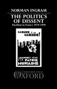 Cover for The Politics of Dissent