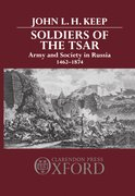 Cover for Soldiers of the Tsar