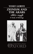 Cover for Zionism and the Arabs 1882-1948