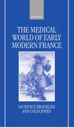 Cover for The Medical World of Early Modern France