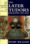 Cover for The Later Tudors