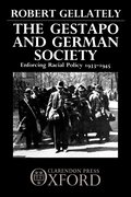 Cover for The Gestapo and German Society