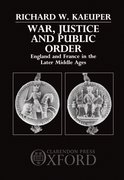 Cover for War, Justice, and Public Order