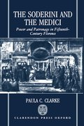 Cover for The Soderini and the Medici